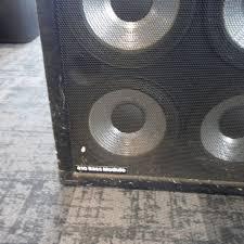 hartke 410xl bass cabinet used hartke 410xl bass speaker cabinet 4 x 10 bass speaker