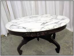 Oval Mahogany Coffee Table Mahogany Coffee Table With Marble Top Coffee Table Home