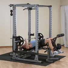 Bench For Power Rack Body Solid Gpr378 Power Rack Fitness Factory