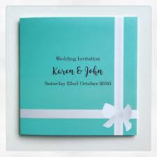 wedding invitations blue 5 blue wedding invitations to make golightly beam