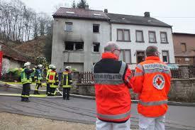 Drk Bad Kreuznach Wohnhaus Nach Brand Unbewohnbar Stundenlanger Einsatz Für Die