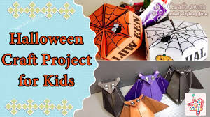 halloween craft project for kids k4 craft