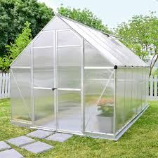 Palram Polycarbonate Greenhouse Palram Canada 701944 Essence Twin Wall Greenhouse Lowe U0027s Canada