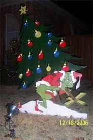 grinch yard decoration christmas yard decoration patterns christmas yard and