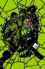 incredible hulk venom 1 venom crazy