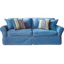 Rooms To Go Sofa Bed Cindy Crawford Home Beachside Denim Sofa Rooms To Go Sofas