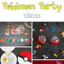 Pokemon Birthday Meme - pokemon party ideas cutesy crafts