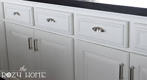 how to trim cabinets easy and inexpensive cabinet updates adding trim to