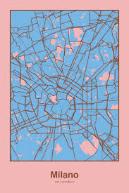 Milano Italy Map by 248 Best Map Illust Images On Pinterest Illustrated Maps Map