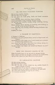 Louisiana travel poems images Calamus leaves of grass 1891 92 the walt whitman archive jpg