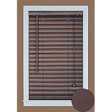 29 Inch Interior Door Amazon Com Achim Home Furnishings Luna 2 Inch Vinyl Blind 29 By