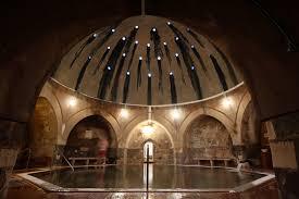 Ottoman Baths Kiraly Bath Baths Budapest