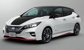 nissan leaf next generation nissan to show electric concept sporty leaf in tokyo