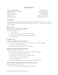 resume template college student top academic resume template 2018 college student resume exles