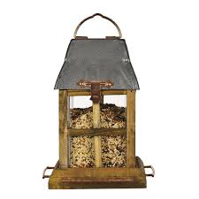 Wall Mount Pet Feeder Perky Pet Wall And Post Mount Bird Feeder 101 5 The Home Depot