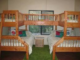 Three Person Bunk Bed 314 Best Bunk Beds Images On Pinterest Child Room 3 4 Beds And