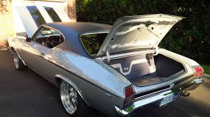 1969 Chevelle Interior Chevelle Ss Pro Touring