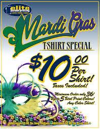 mardi gras t shirt mardi gras t shirt special 2017 elite screen printing