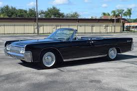 lincoln continental used 1963 lincoln continental convertible venice fl for sale in