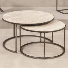 gold nesting coffee table coffee table stacking end tables thin side table small table small