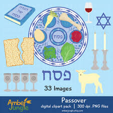 passover stickers passover clipart passover clip seder plate pesach