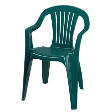 Resin Patio Chair Shop Mfg Corp Green Resin Stackable Patio Dining