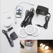 Wireless Led Under Cabinet Lighting Popular Wireless Puck Light Buy Cheap Wireless Puck Light Lots