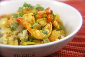 curry shrimp in coconut milk recipe i can cook that