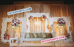wedding backdrop frame wedding stage backdrop frames panels