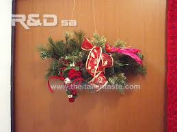 New Year S Door Decorating Ideas by Italian Wall Christmas Decorations