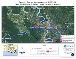 Map Of Lafayette Louisiana by Disaster Relief Operation Map Archives