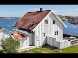 small coastal cottage in sweden amazing small house design ideas