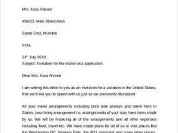 33 canadian immigration invitation letter sample invitation