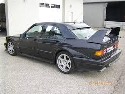 1992 mercedes 190e 2 3 1990 mercedes 190e 2 5 16 evolution ii german cars for sale