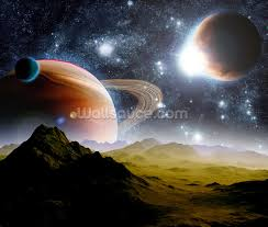 outer space wall murals home design outer space wall murals nice ideas