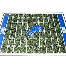 Football Field Area Rug Various Football Field Area Rug Detroit Lions Ebth Salevbags