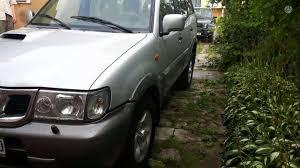 Nissan Terrano 3 0 L Visureigis 2003 08 M A5989919