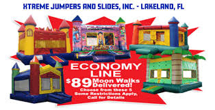 bounce house rentals bounce house rentals winter fl xtreme jumpers and slides