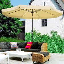 10 Foot Patio Umbrella Patio Umbrellas On Sale Free Shipping Home Outdoor Decoration