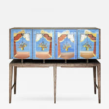 gio ponti gio ponti important cabinet designed by gio ponti and produced by