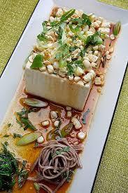 cuisiner vegan cuisine comment cuisiner le tofu lovely tofu satay with peanut