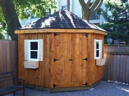 cabin cottages garden shed and storage building built fancy