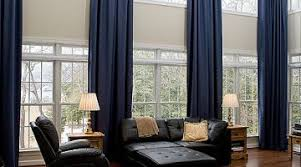 Two Tone Curtains Two Tone Curtains Window Treatments New Two Story Window