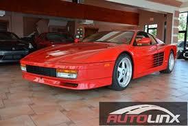 1989 testarossa for sale 1989 testarossa