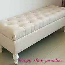 more colors french style ottoman sofa bench w storage home