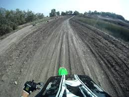 gopro kx450f chain slip youtube