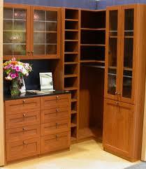 contemporary dressing room with mahogany closet to go design ideas