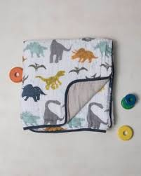 dino registry cotton swaddle dino babies and baby registry