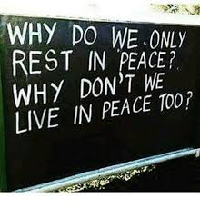Peace Memes - 25 best memes about rest in peace rest in peace memes