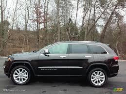 jeep grand cherokee brown 2017 luxury brown pearl jeep grand cherokee limited 4x4 117773251